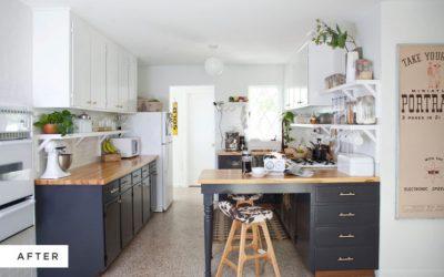Comment relooker votre cuisine à petit prix ?