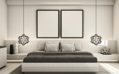 Le style minimaliste dans une chambre à coucher ?