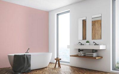 Des couleurs pastels dans la salle de bain ?