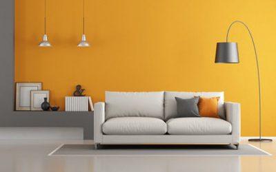 Les couleurs tendance pour votre salon