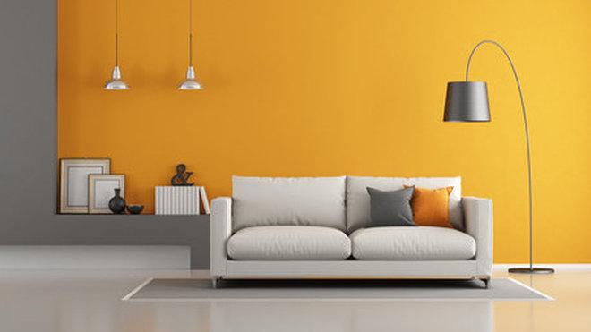 Les couleurs tendance pour votre salon, aménagement intérieur, décoration intérieure, déco intérieure