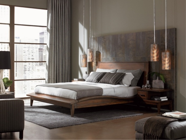 Quel luminaire pour votre chambre à coucher, aménagement intérireur, luminaire chambrrer, décoration intérieure, déco intérieure