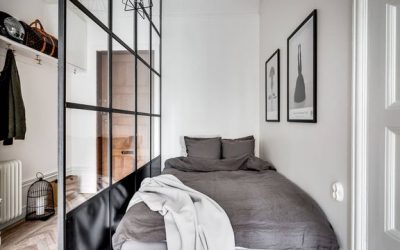 Comment gérer le petit espace de votre chambre à coucher