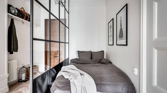chambre petit espace, chambre, décoration intérieur chambre, aménagement intérieur petite chambre, déco intérieure chambre