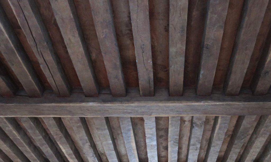 plancher corps de ferme, rénovation corps de ferme