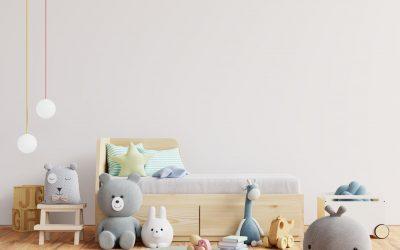 Décorer la chambre de son enfant sans altérer son bien-être